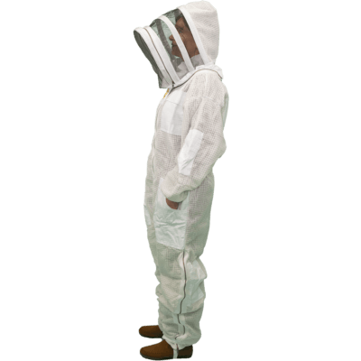 Vented Suit with Easy Access Veil | Guardian Bee Apparel