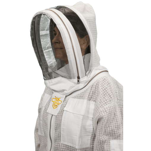 Vented Suit with Pro Fit Access Veil | Guardian Bee Apparel