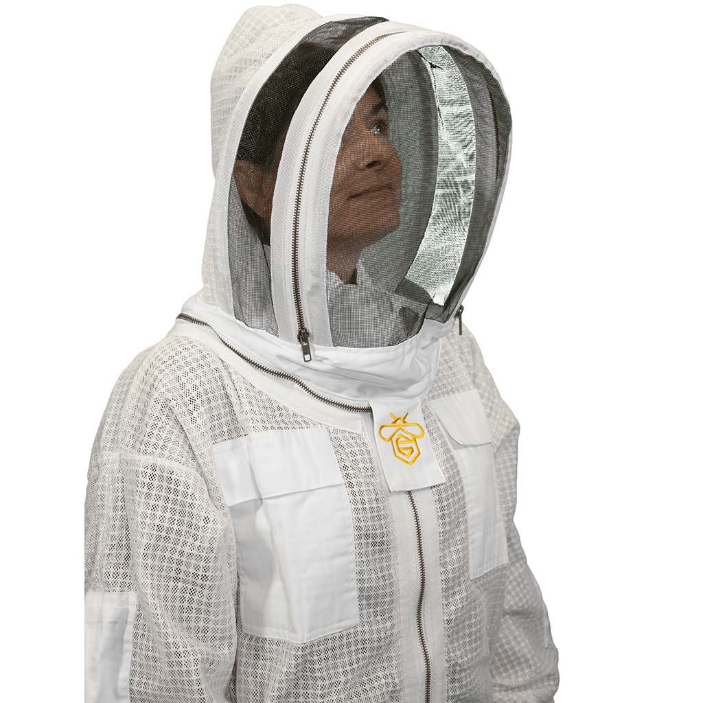 Vented Jacket W Pro Fit Access Veil Guardian Bee Apparel