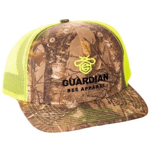 Guardian Bee Apparel Hat | Camo, Yellow