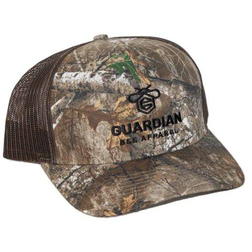 Guardian Bee Apparel | Camo Hat