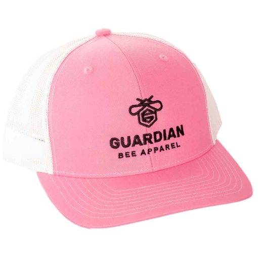 Guardian Bee Apparel | Pink Hat