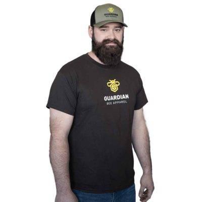 Guardian Bee Apparel   Logo T-Shirt