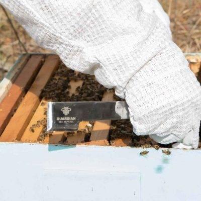 J-Hook Hive Tool   Guardian Bee Apparel