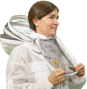 Vented Jacket with Easy Access Veil   Guardian Bee Apparel